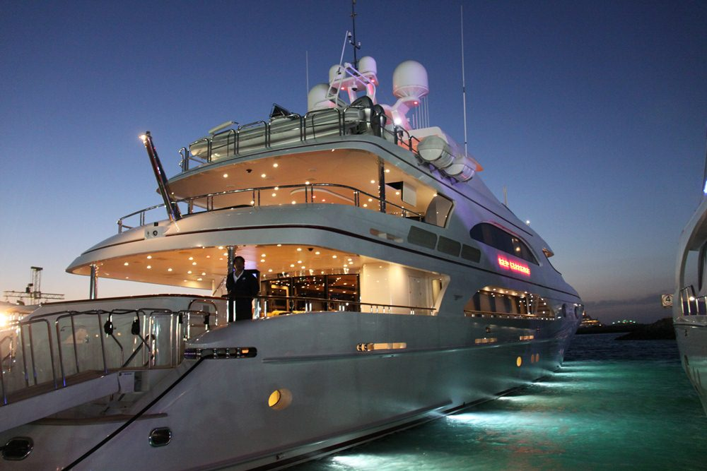 How to Plan a Perfect Yacht Event