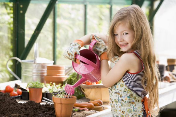 Hey Kids – Let's Grow a Garden!