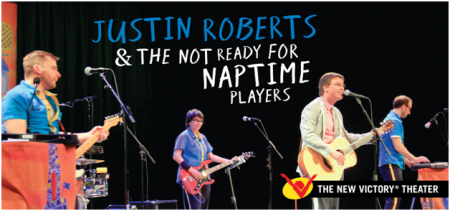Justin Roberts and the Not Ready for Naptime Players