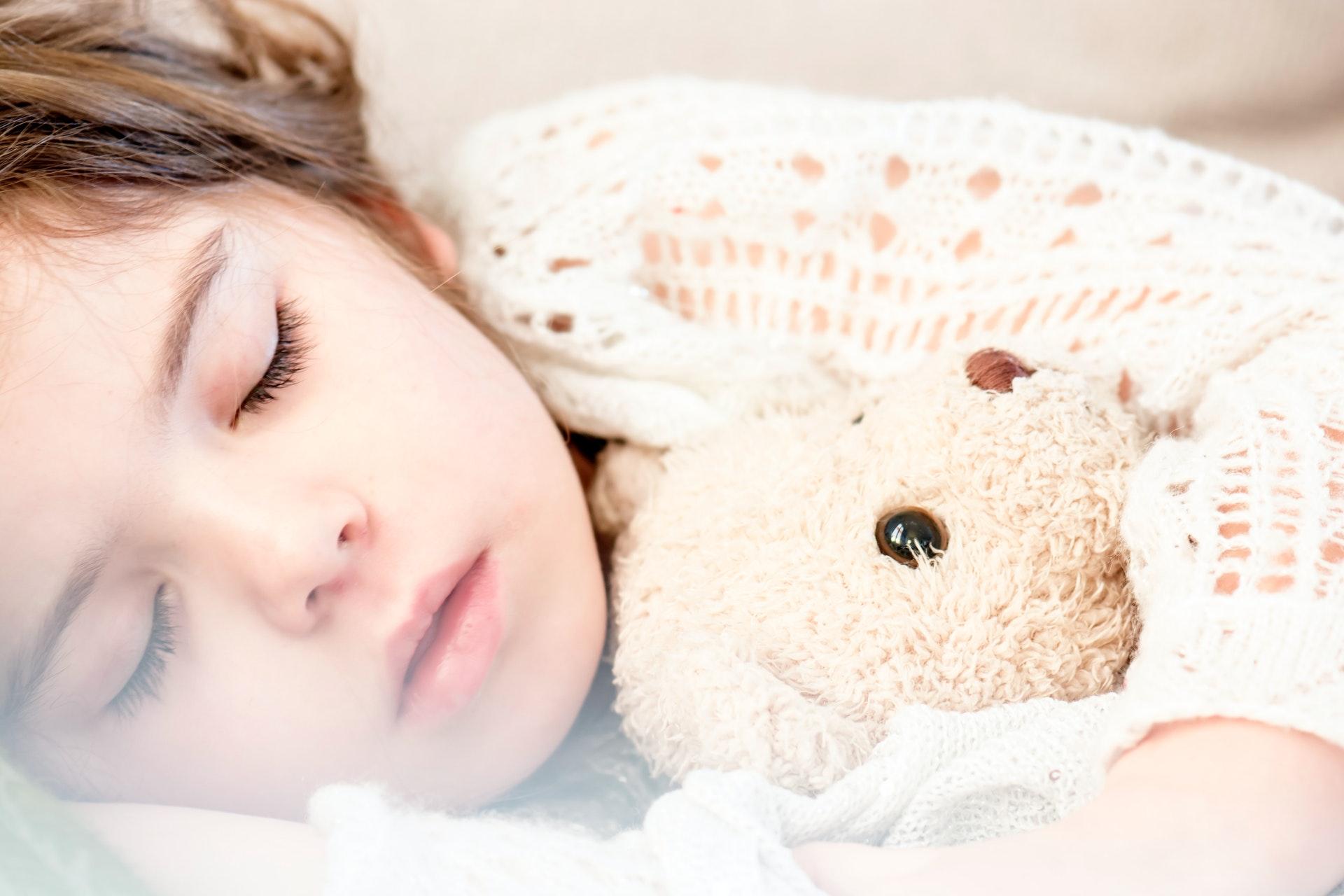 Helping Child Through sickness